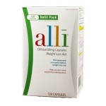 Alli Weight-Loss Aid