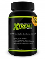 New Xtreme Pure Green Coffee Bean Extract