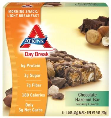 Nutrition Atkins Day Break Bar