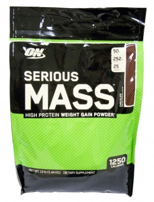 Optimum Nutrition Serious Mass Discount