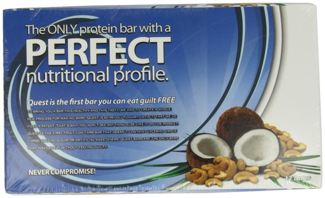 Perfect Nutritional Protein Bars