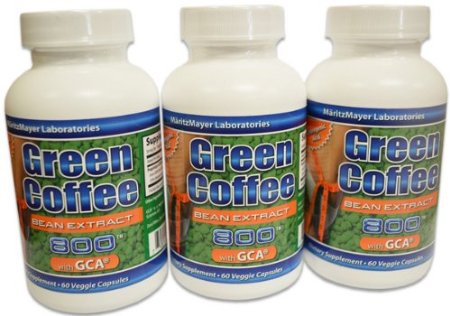 Pure Super Green Coffee Extract 800mg | Eshop – Best Sellers