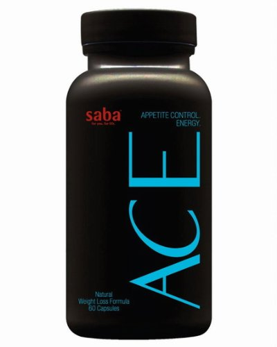 """ACE Weight Loss Pills Energy Dietary Supplement Diet Trial Saba 30 Capsules """" Healthy Weight Loss"""