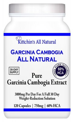 Garcinia Cambogia All Natural