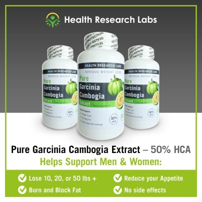 Garcinia Cambogia Pure Extract ADD 3 GET 1 FREE