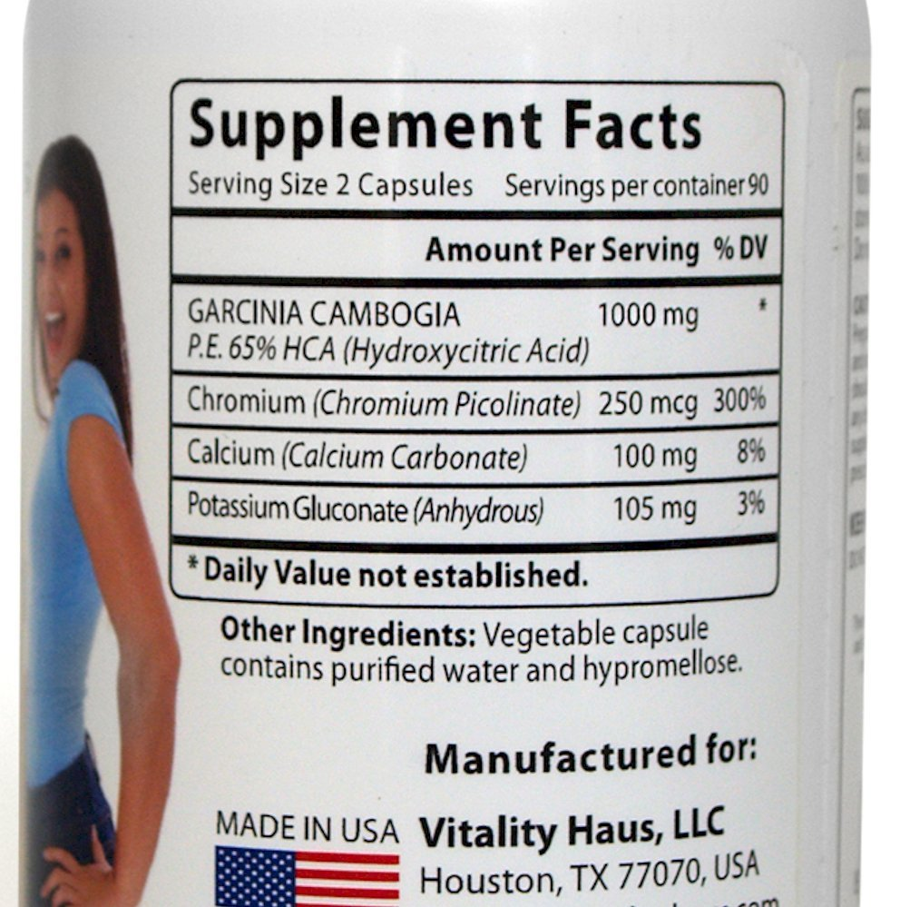 Garcinia Cambogia Super Strength 1500mg to 3000mg Per Day Diet Plans