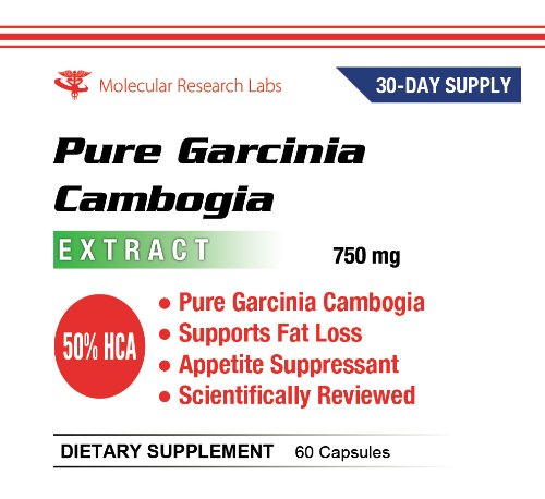 Molecular Research Labs Garcina Cambogia 750 mg