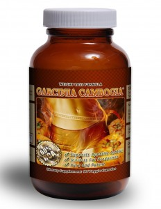 Pure Garcinia Cambogia Extract Raw Weight-Loss Formula 1500mg