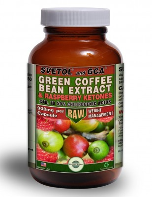 Svetol Green Coffee Bean Extract RAW