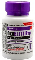 USP Labs Oxyelite Pro New Formula Diet Supplement 180 Count