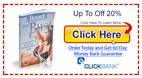 Boost Your Bust Book Jenny Bolton