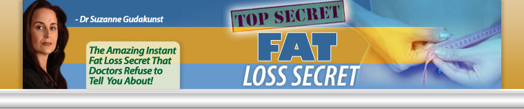 Top secret fat loss secret
