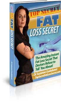 Top secret fat loss secret book