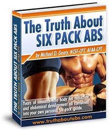 Truth About Six Pack Abs Ebook